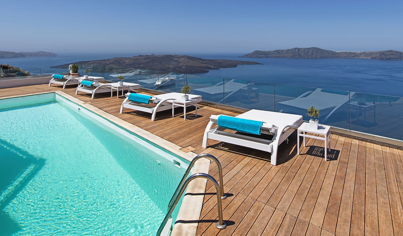 Athina Suites Hotel Santorin